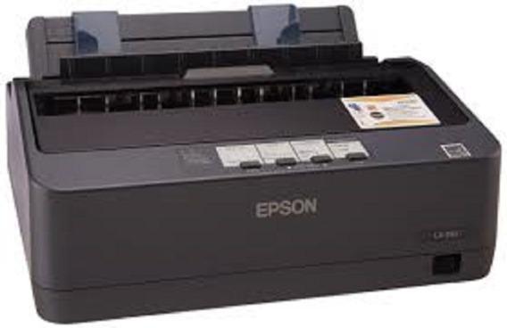 Impresora Epson Lx-350 Matricial 80 Columnas (550 American)