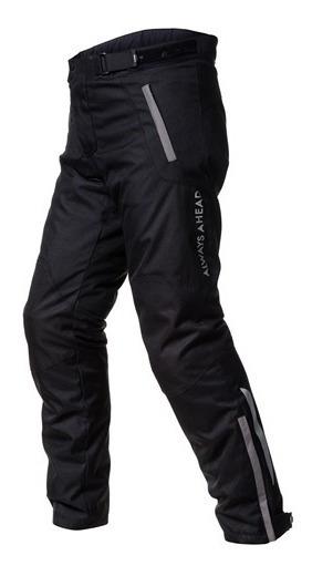 Pantalon Moto Ls2 Chart Con Proteccion Dama Mujer Yuhmak