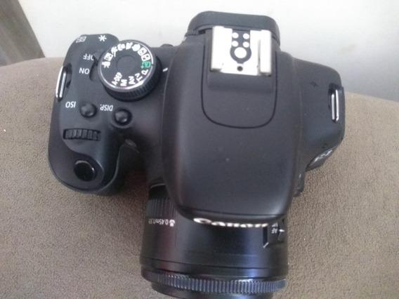 Câmera Canon Eos 600d T3i