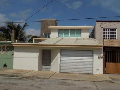 Casa En Venta Amueblada, Col. Puerto México, Coatzacoalcos, Veracruz.