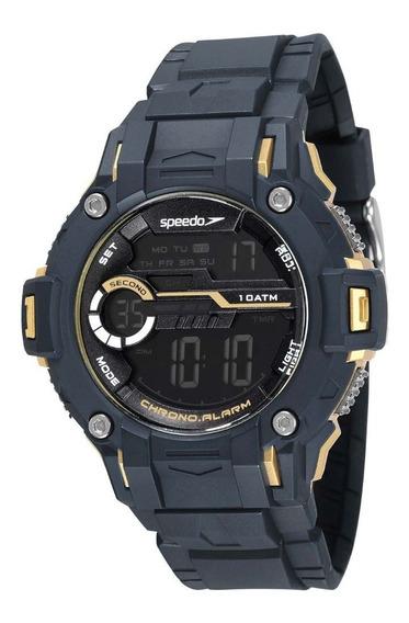 Relógio Masculino Speedo Esportivo Digital 100 Metros 65096g