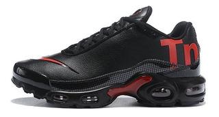 Zapatilla Nike Air Max Tn2 Mercuial Negro/rojo 40-46