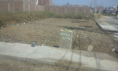 Vendo Terreno Urb. La Purisima Chiclayo