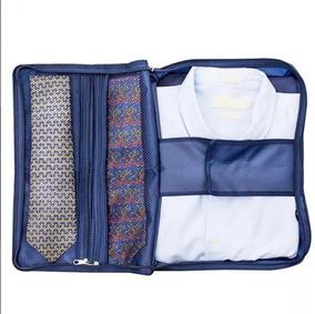 4 Porta Camisa E Gravata Organizador Closet Guarda Roupa