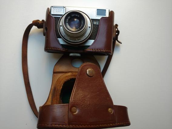 Câmera Antiga Werra Colecionador