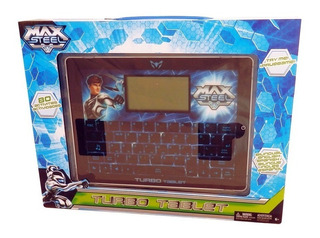 Turbo Tablet Max Steel Sonata Mx-070 Juegos Y Música