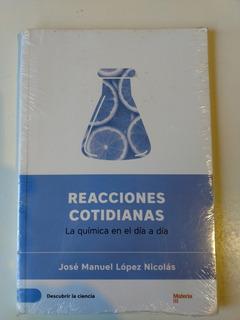 Reacciones Cotidianas Jose Manuel Lopez Nicolas