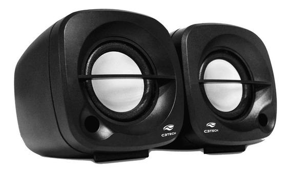 Caixa De Som C3tech Sp-303bk 2.0