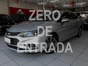 Chevrolet Cruze Ltz 1.4 Turbo Flex / Único Dono / Impecável