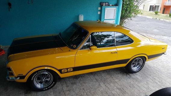 Opala Ss6 1977 - Caracterizado