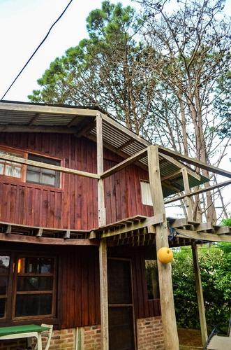 Cabaña En Punta Del Diablo Zona Playa Grande 1.800 $ Por Día