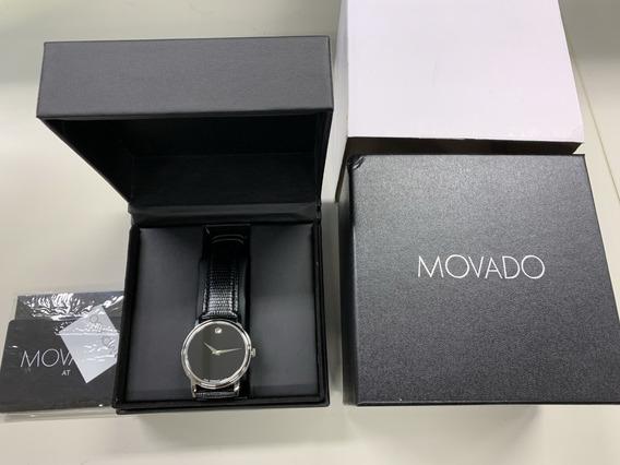 Relógio Movado Museum 2100002 Clássico