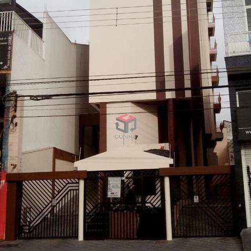 Apartamento À Venda, 2 Quartos, 1 Vaga, Matriz - Mauá/sp - 87435