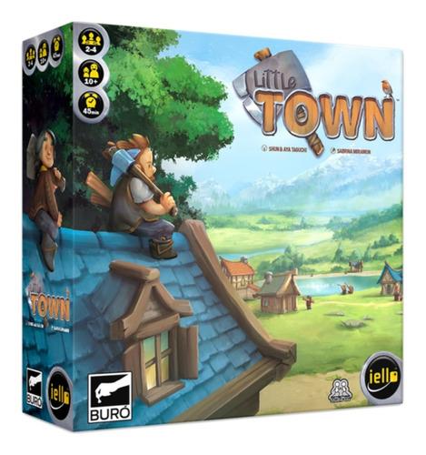 Little Town -  Juego De Mesa - Familiar - Destreza - Buro