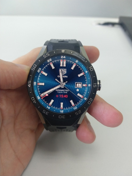 Relogio Tag Heuer 46mm - Connected