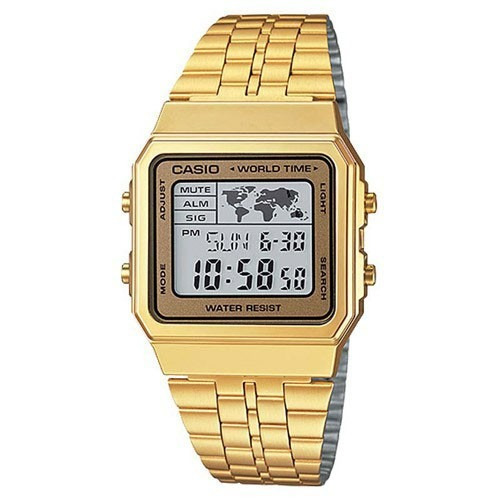 Relógio Casio A500wga-9df 000386redm