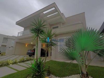 Casa Moderna Com 5 Suítes À Venda, Condomínio Jardim Do Golfe Iii Em São José Dos Campos/sp - Ca1170