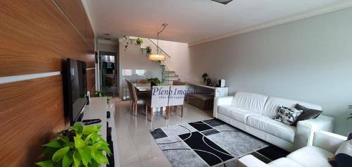 Imagem 1 de 29 de Sobrado Com 3 Dormitórios À Venda, 130 M² Por R$ 905.000,00 - Água Fria - São Paulo/sp - So0454