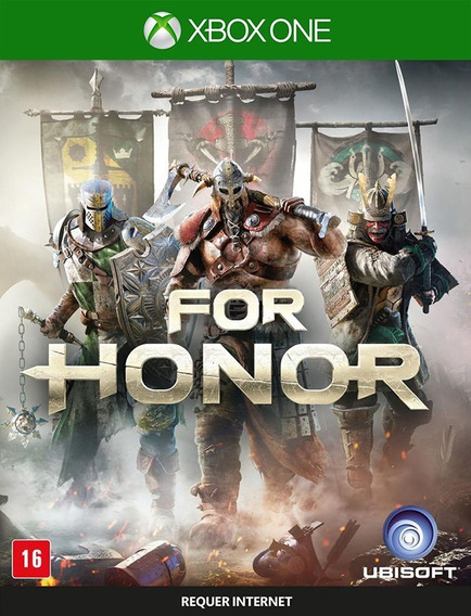 For Honor - Xbox One (25 Dígitos)