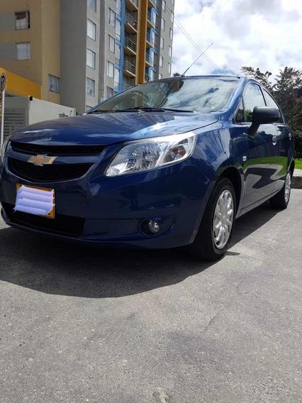 Chevrolet Sail 4p 1.4l Mt Ls C/a