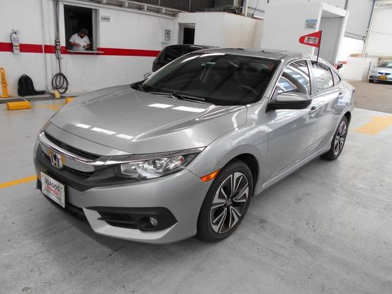 Honda Civic Exlt 2016 Jdz 358