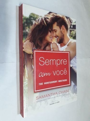 Livro Sempre Com Você Samantha Chase