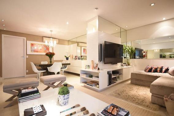 Apartamento No 16º Andar Com 2 Dormitórios E 2 Garagens - Id: 892987161 - 287161