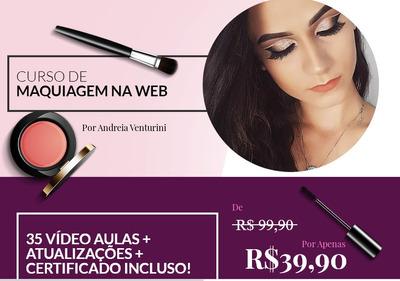 Curso De Maquiagem On-line