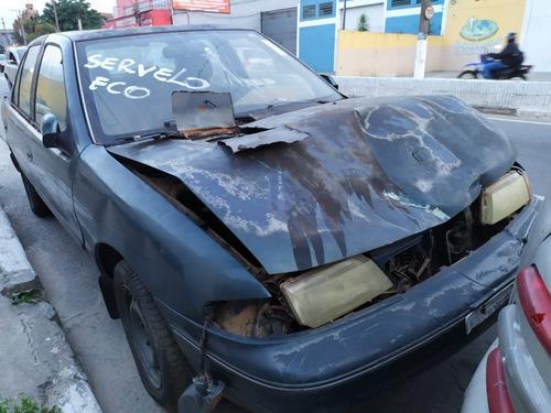 Imagem 1 de 7 de Kia Sephia 1995 Sucata Somente Peças