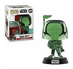 Funko Cc Boba Fett Gr Chr (297) - Star Wars (sw)