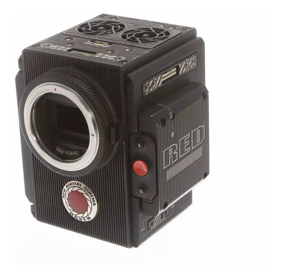 Red Digital Cinema Raven Brain 4.5k Dragon Sensor Ef (corpo)
