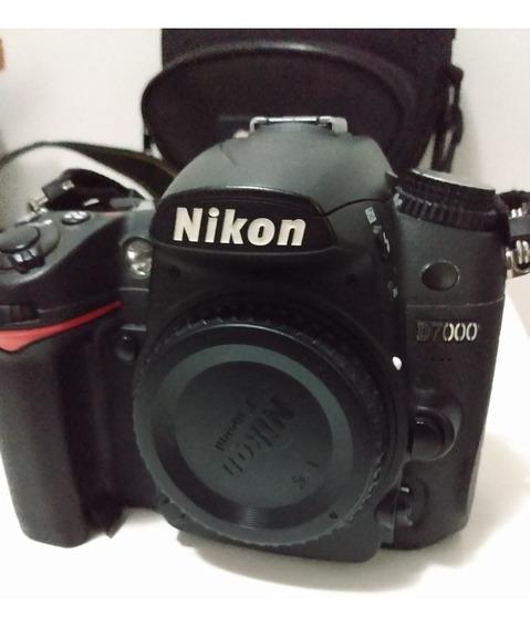Nikon D7000, 30k Clicks Corpo, Ótimo EstadoR$1399.00