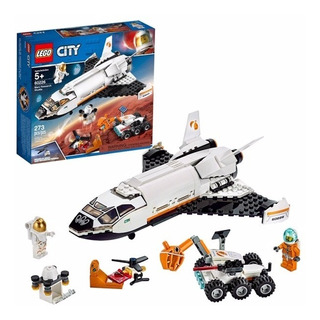 Transbordador Científico A Marte Lego City 60226