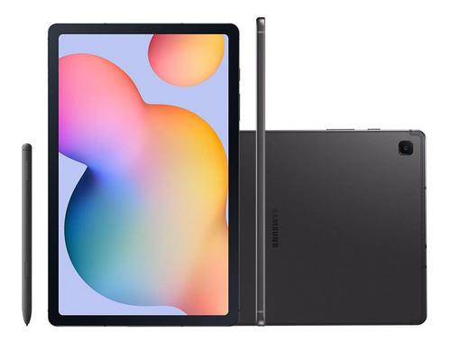 Imagem 1 de 4 de Tablet Samsung Tab S6 Lite Wi-fi 64gb Android 10.0 Octa-core