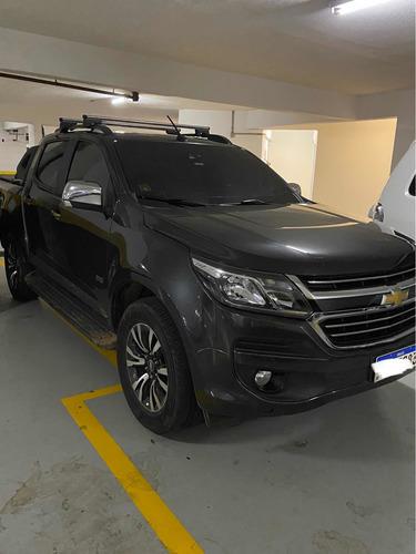 Chevrolet S10 2018 2.5 Ltz Cab. Dupla 4x2 Flex Aut. 4p