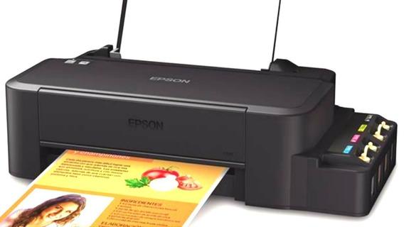 Impresora Epson L120 Sistema Tinta Continua Original