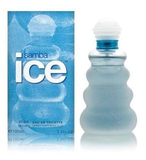 Samba Ice Caballero 100 Ml Samba Spray