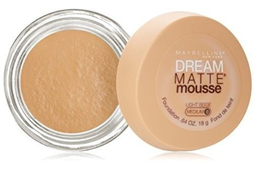 Maybelline Dream Matte Mousse Foundation Beige Claro 0 064 O