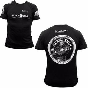 Camiseta Dry Fit Soldado Bope Blackskull