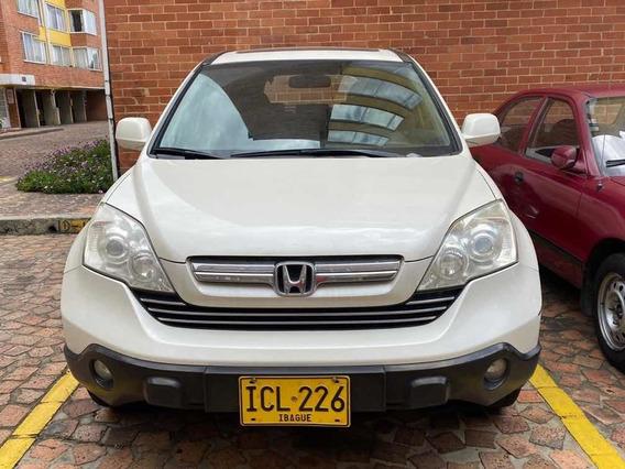 Honda Cr-v Crv - Ex At