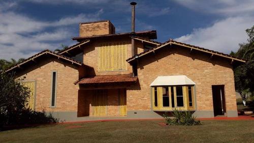 Chácara Com 4 Dormitórios À Venda, 5000 M² Por R$900.000,00 - Campininha - Ch0295
