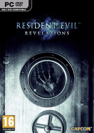 Resident Evil Revelations Em Portugues ( Mídia Física ) Pc