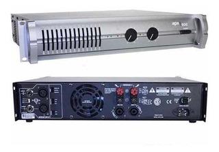 Potencia American Pro Apx800 Como Nueva, Oferta!