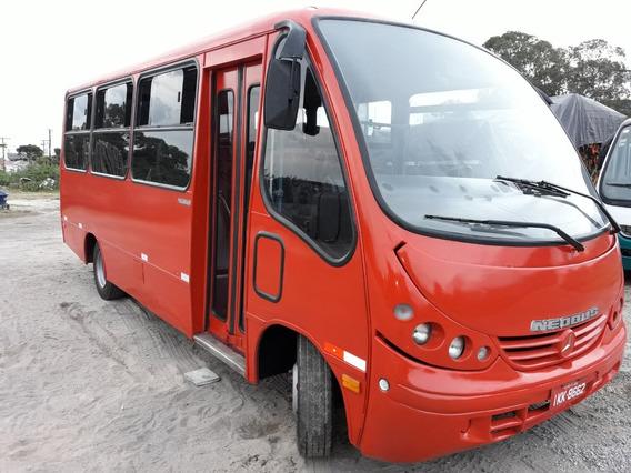 Micro Ônibus Mercedez Bens Neobus Thunder Lo Abaixo Da Fipe