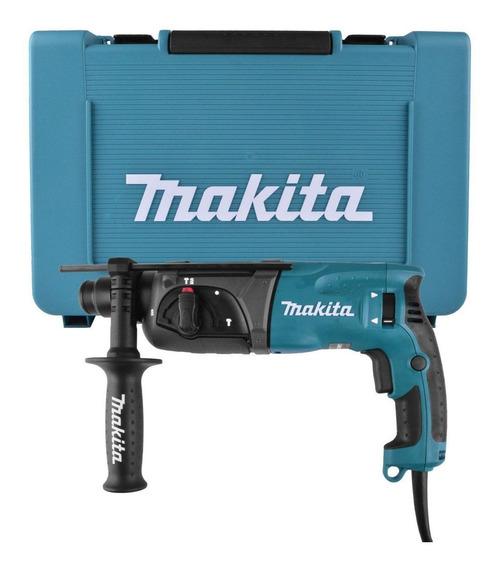 Martelete Combinado Sds Plus Hr2470 800w Makita + Acessórios