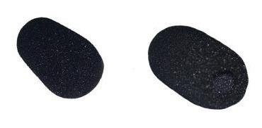 Protetor De Microfone Em Espuma Preta Lm-1602