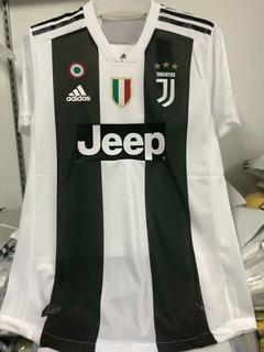 Camisa Oficial Da Juventus Home 2019