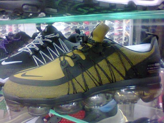 Tenis Nike Vapormax Run Utility Mostarda Nº38 A 43 Original