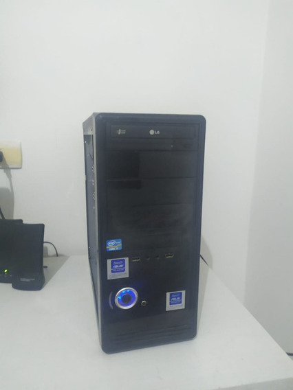 Pc I5 12gb, Video Gt 1030 2gb Gddr5, Ssd 120gb+hd 320gb