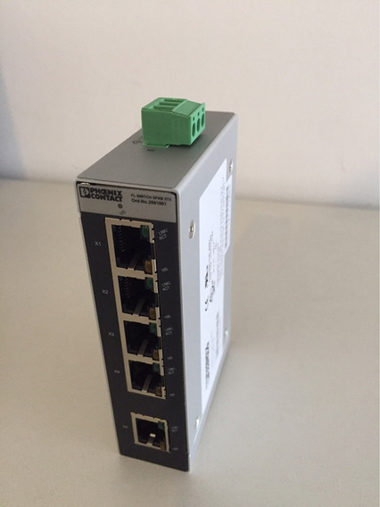 Phoenix Contact Fl Switch Sfnb 5tx